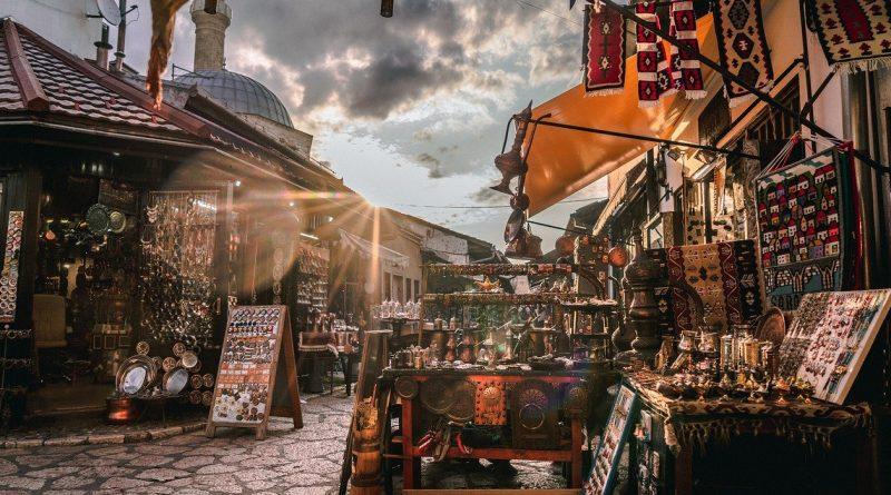 Sarajevo Foto di Chris Spencer-Payne da Pixabay