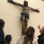 Il Crocifisso di Francesco da Sangallo esposto a Santa Maria Nuova a Firenze