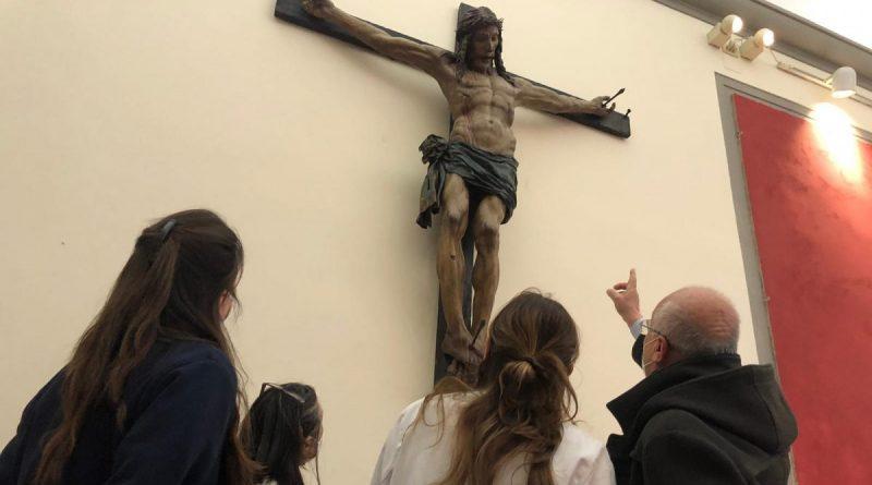 Santa Maria Nuova Crocifisso di Francesco da Sangallo