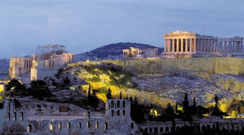 Atene acropoli ph pixabay - Dias 12 image