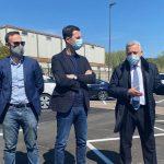 Aperto il nuovo parcheggio di Pagliari alla Spezia