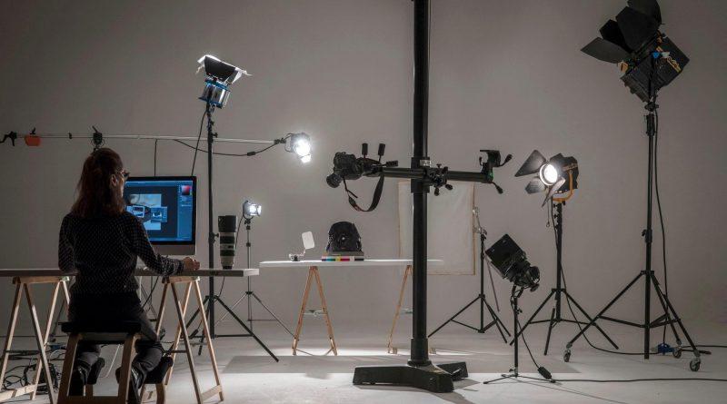 studio fotografico - foto di Andrea Baronio