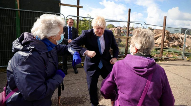 Boris Johnson - ph profilo facebook
