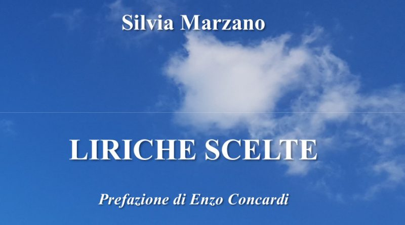 Marzano Silvia 2021 [AL] - Liriche scelte [fronte]