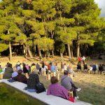 Orsara: Dante nel bosco fa rivivere la Divina Commedia