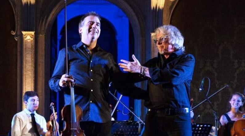 Robert McDuffie e Mike Mills_Rome Chamber Music Festival passate edizioni