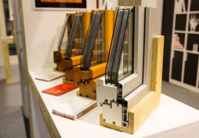 serramento con triplo vetro